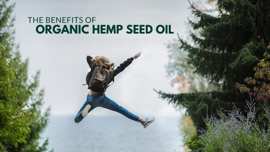 BENEFITS OF HEMP OIL