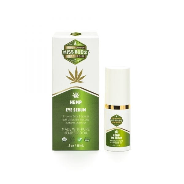 Miss Bud's Hemp Eye Serum
