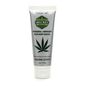 Uncle Bud's Hemp Personal Lubricant