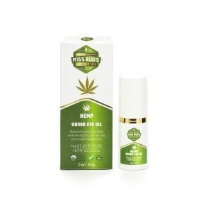 Hemp Under Eye Oil