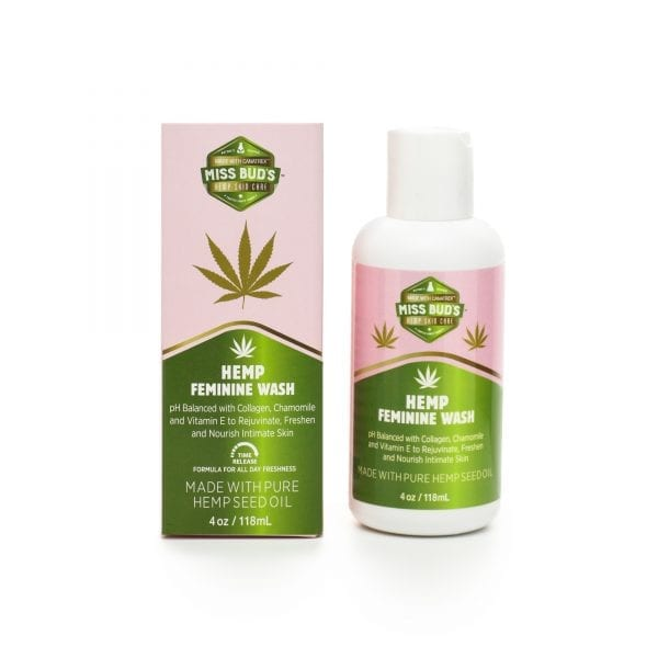 Miss Bud's Hemp Feminine Wash