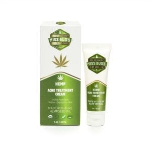 Miss Bud's Hemp Acne Treatment Cream