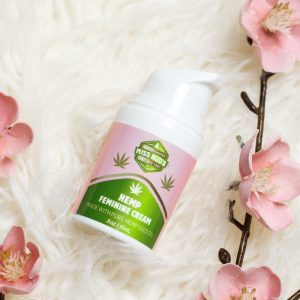 One bottle of Uncle Bud's Hemp Feminine Cream