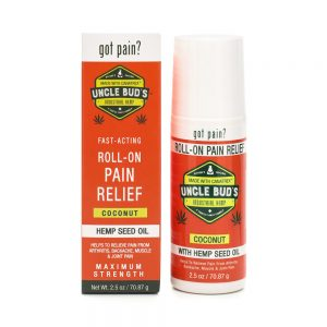 Hemp Roll-On Pain Relief