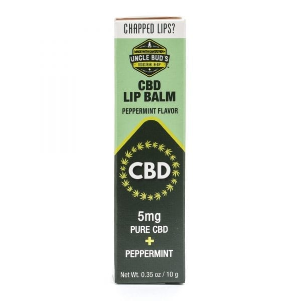 Uncle Bud's Hemp CBD Lip Balm