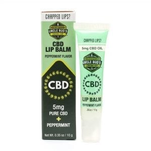 CBD liquid lip balm image