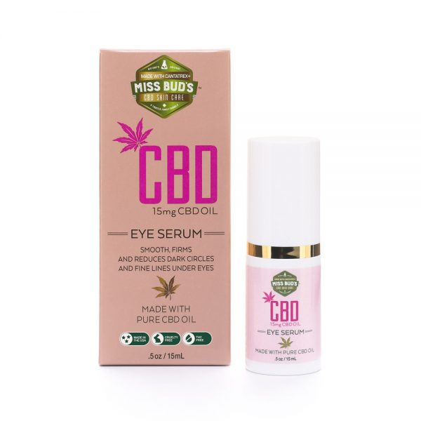 CBD Eye Serum