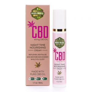 CBD Night Time Nourishing Cream
