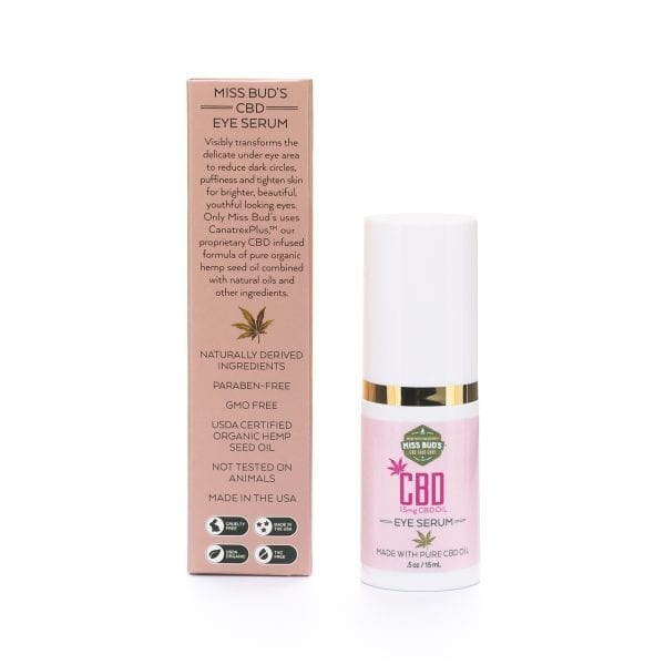Miss Bud's CBD Eye Serum -02