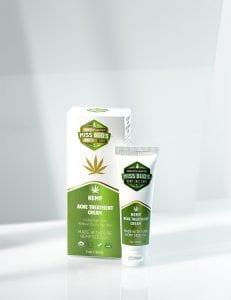 Healthy Skin with Hemp Oil Miss Bud's Hemp Acne Treatment Cream