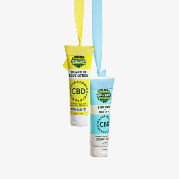 CBD Clean & Moisturized Gift Pack