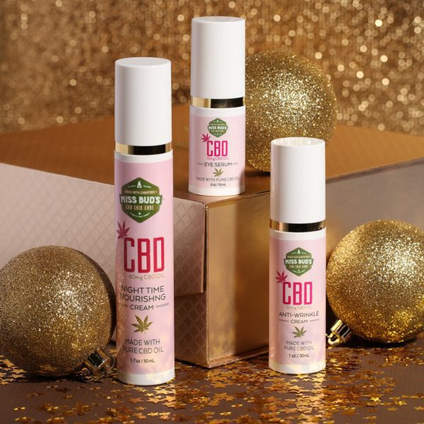 CBD Skin Care Time Machine Gift Pack