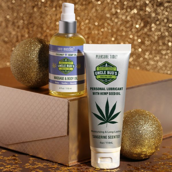 Hemp Pleasure Gift Pack