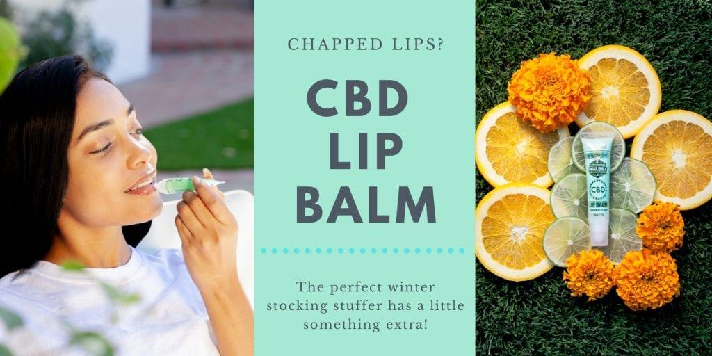 Uncle Bud's CBD Lip Balm