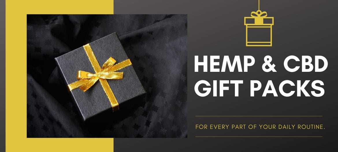 Hemp & CBD Gift Packs