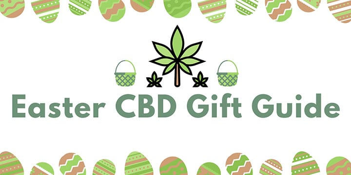 Uncle Bud's Easter CBD Gift Guide Banner