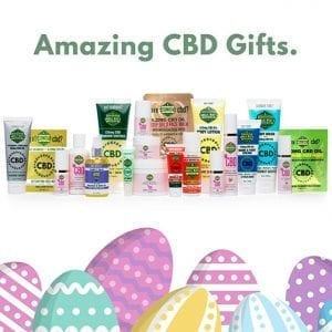 Uncle Bud's Easter CBD Gift Guide Products