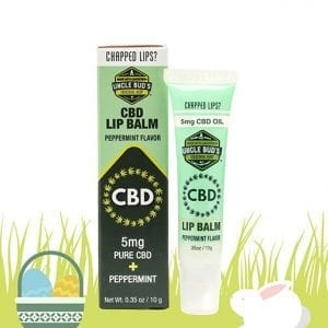 Uncle Bud's Easter CBD Gift Guide Lip Balm