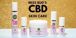 Uncle Bud's CBD Store Skincare