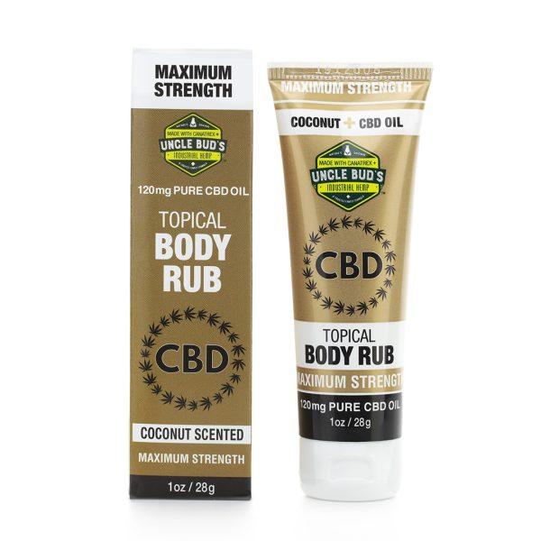 CBD Topical Body Rub