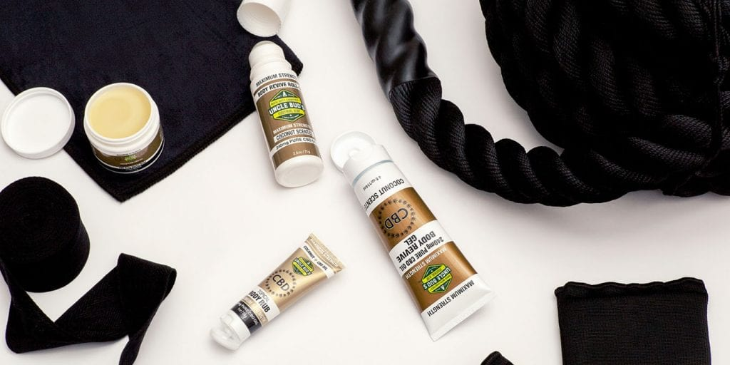 maximum strength CBD Topical Line