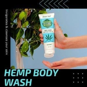 Hemp Home Care Body Wash