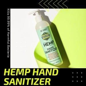 Hemp Home Care Hand Sanitizer