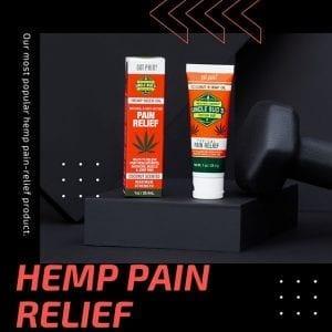 Home Hemp Care Pain Relief