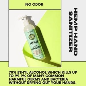 Hemp Survival Guide Hemp Sanitizer