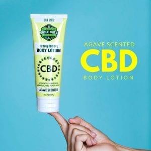 CBD Oil Body Lotion