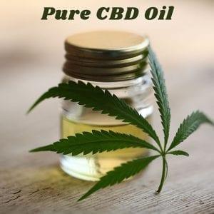 CBD Oil cream sublingual Pure CBD Oil