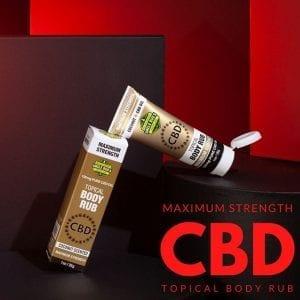CBD Oil Maximum Strength Topical