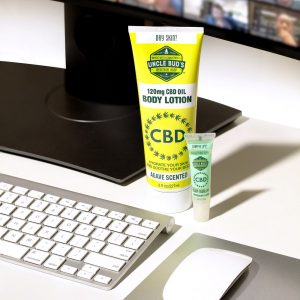 CBD Lip Balm Body Lotion