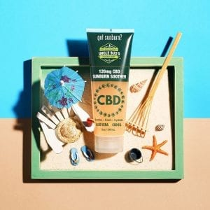 CBD Products for Summer 3