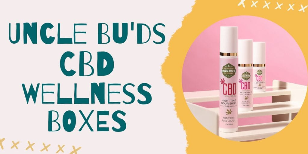 Uncle Buds CBD Boxes Header