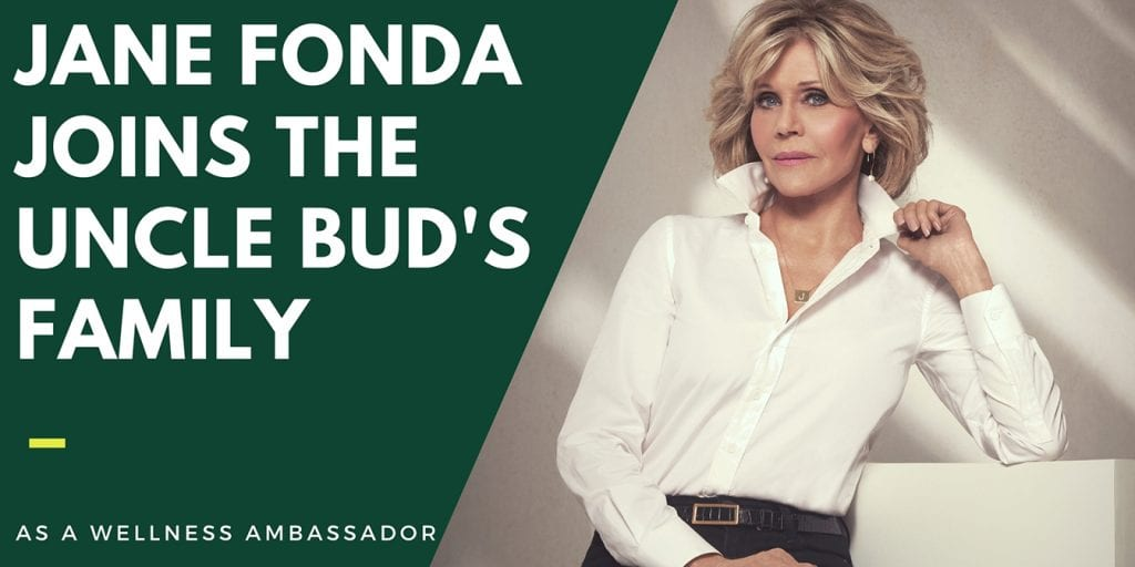 Uncle Bud's Jane Fonda