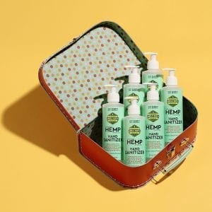 Uncle Bud's Wellness Boxes Hand Sanitizer