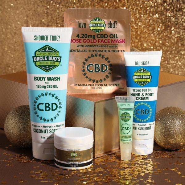 CBD Variety Gift Pack