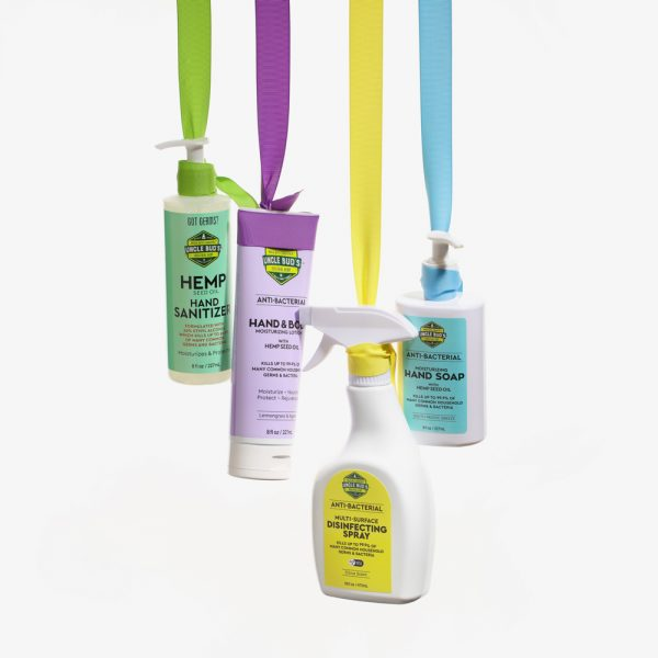 Anti-Bacterial Solutions Gift Pack