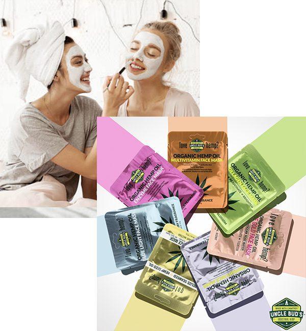 Hemp Facemask Combo