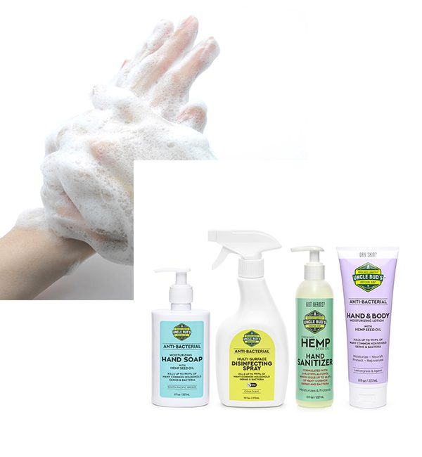 Anti-Bacterial Solutions
