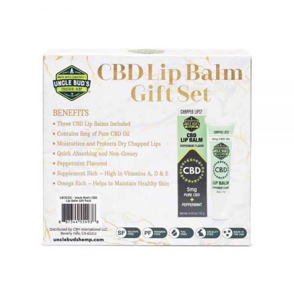 Lip Balm Gift Set