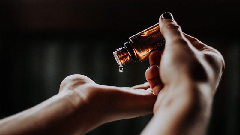 Oil for skin