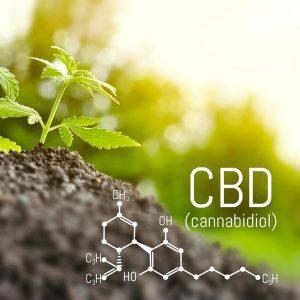 THC in CBD