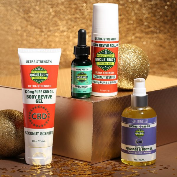 CBD Wellness Set