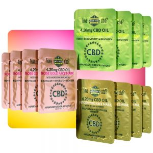 Ultimate Holiday CBD Gift Facemasks