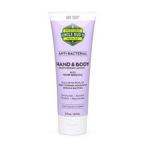Hemp Hand and Body Lotion anti-bac