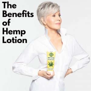what is hemp lotion