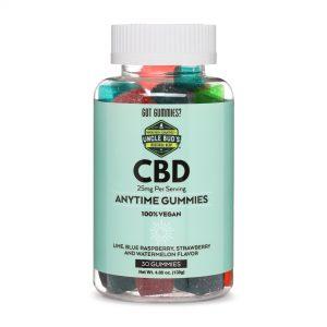 CBD Anytime Gummies