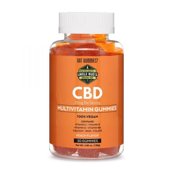 CBD Multivitamin Gummies